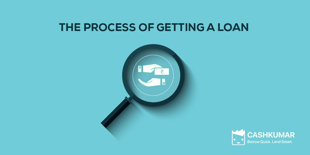 Process of getting a loan