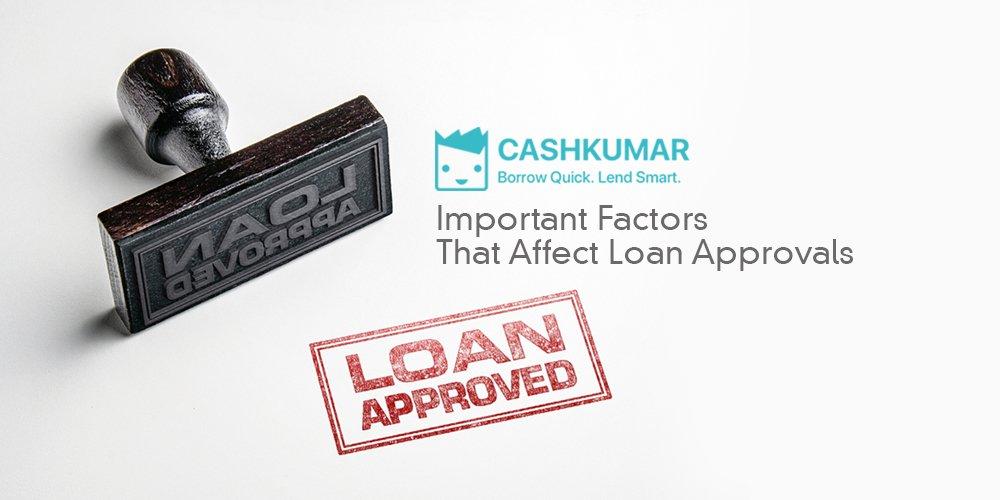 Factors That Affect Loan Approvals